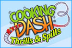 Cooking Dash 3: Thrills and Spills Download
