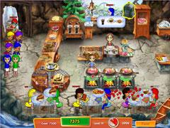 Cooking Dash 3: Thrills and Spills Screenshot 2