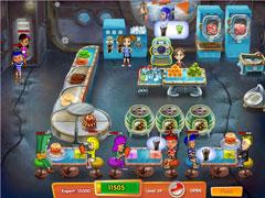 Cooking Dash 3: Thrills and Spills Screenshot 3