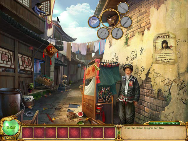 Shaolin Mystery: Tale of the Jade Dragon Staff large screenshot