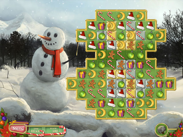 Christmas Puzzle large screenshot