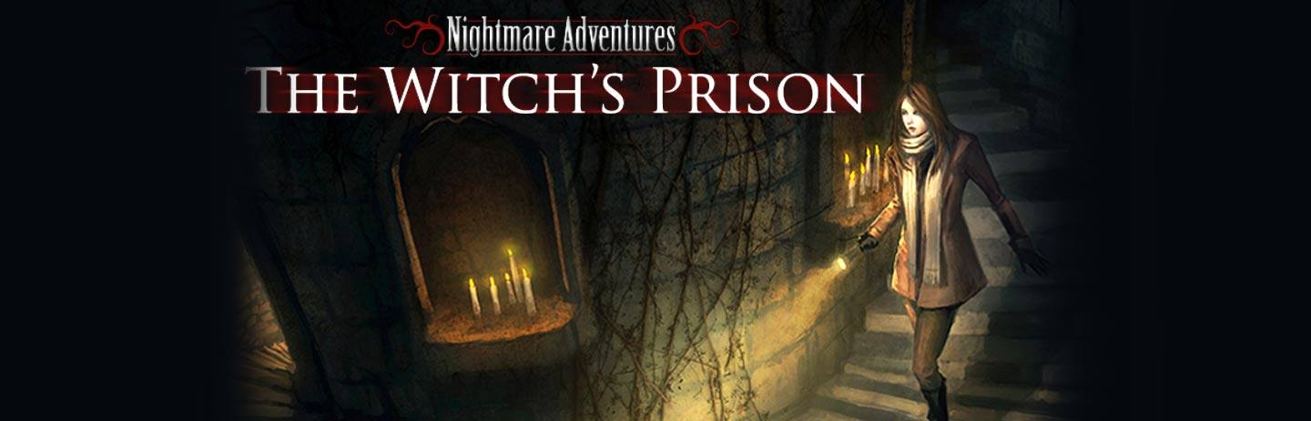 Nightmare Adventures:  The Witch's Prison