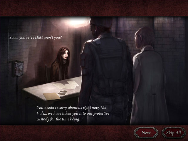 Nightmare Adventures:  The Witch's Prison large screenshot