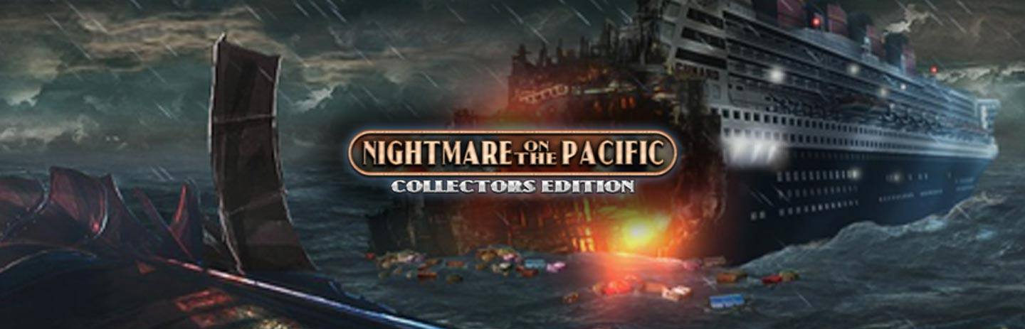 Nightmare on the Pacific: Collector's Edition