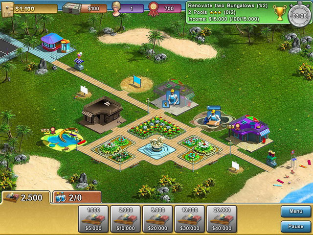 Summer Resort Mogul large screenshot