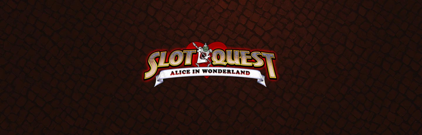 Reel Deal Slot Quest: Alice in Wonderland