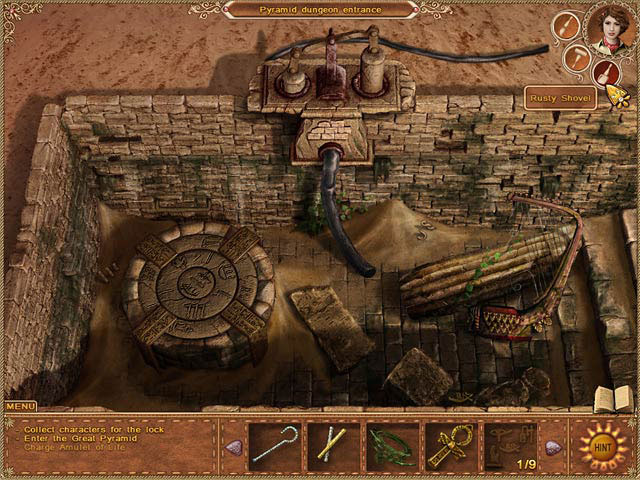 Mystic Gateways:  The Celestial Quest large screenshot
