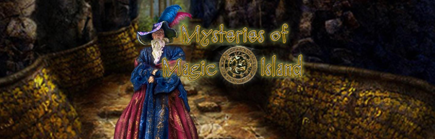 Mysteries of Magic Island