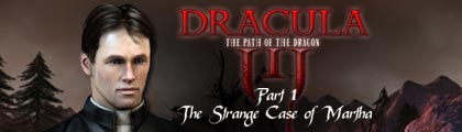 Dracula The Path of the Dragon Episode 1 The Strange Case of Martha screenshot