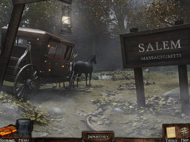 Hidden Mysteries Salem Secrets large screenshot