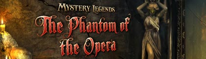 Mystery Legends 2: The Phantom of the Opera Collector's Edition screenshot