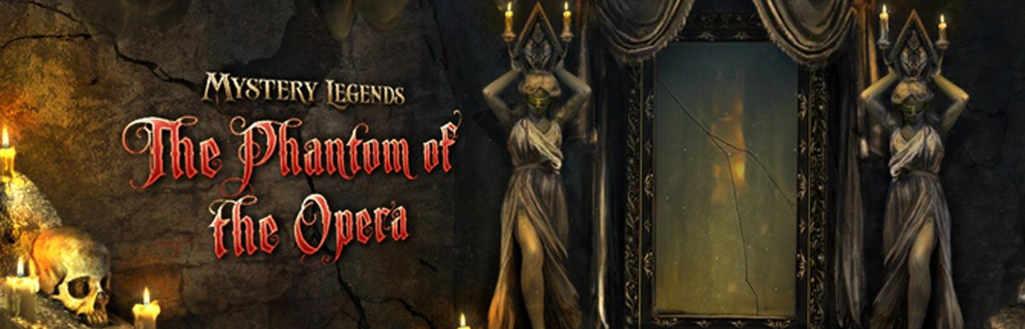 Mystery Legends 2: The Phantom of the Opera Collector's Edition