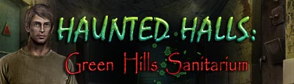 Haunted Halls:  Green Hills Sanitarium screenshot
