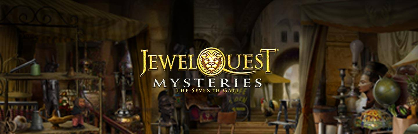 Jewel Quest Mysteries: The Seventh Gate Collector's Edition