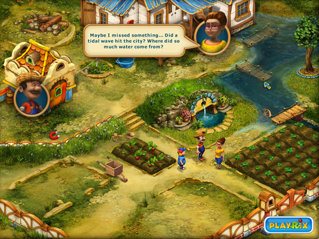 Farmscapes large screenshot