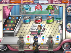 Ice Cream Craze: Natural Hero Screenshot 1