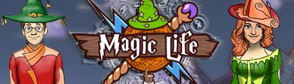 Magic Life screenshot