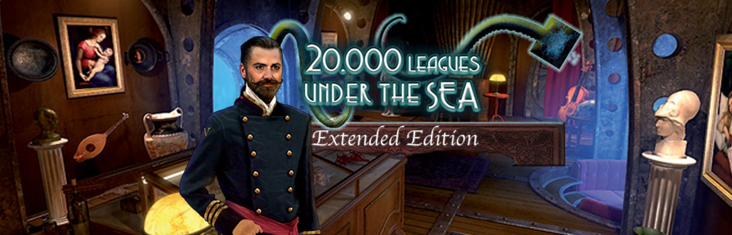 20,000 Leagues Under The Sea -- Extended Edition