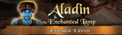 Aladdin and the Enchanted Lamp -- Extended Edition screenshot