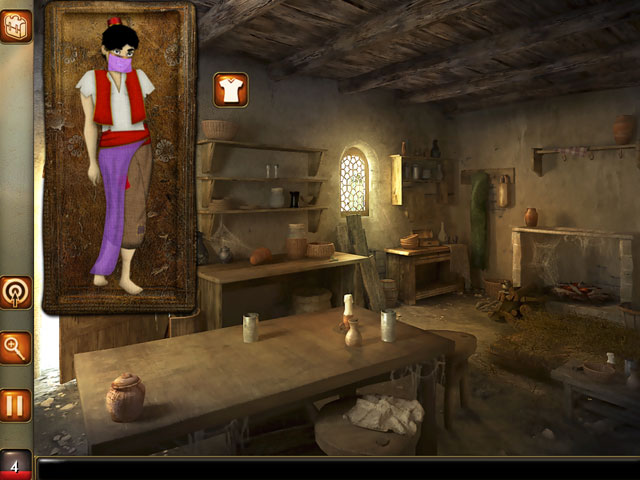 Aladdin and the Enchanted Lamp -- Extended Edition large screenshot