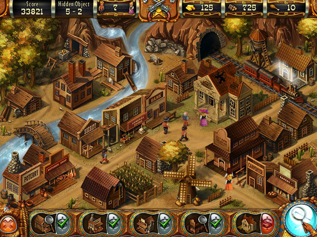 Wild West Story: The Beginning large screenshot