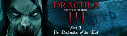 Dracula The Path of the Dragon Episode 3 The Destruction of the Evil screenshot
