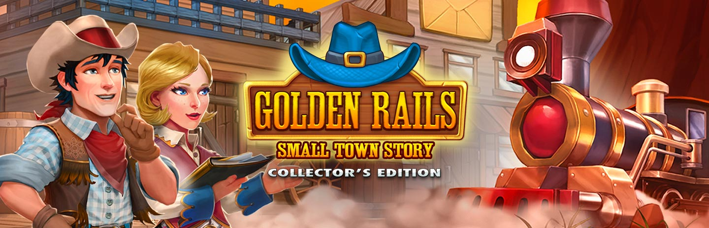 Golden Rails 2 Small Town Story Collector's Edition