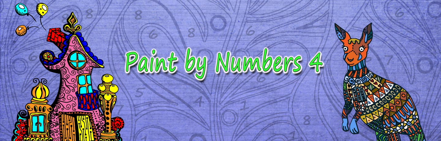 Paint by Numbers 4
