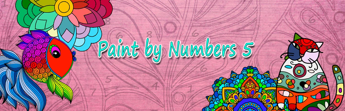 Paint by Numbers 5