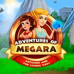 Adventures of Megara: Antigone and the Living Toys