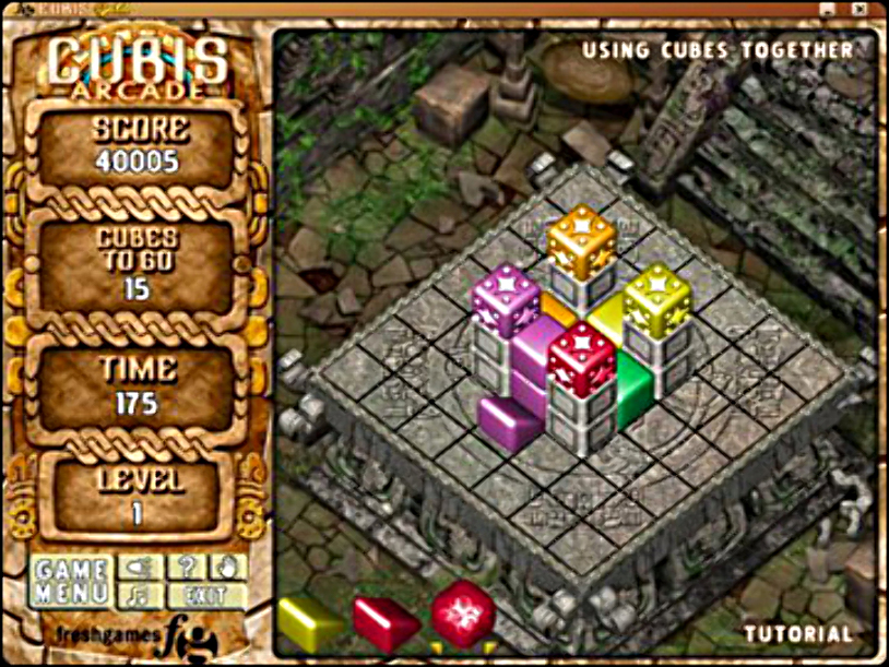 Play Cubis Gold For Free At Iwin