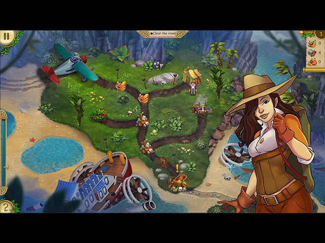 Alicia Quatermain 4: Da Vinci and the Time Machine Collector's Edition large screenshot