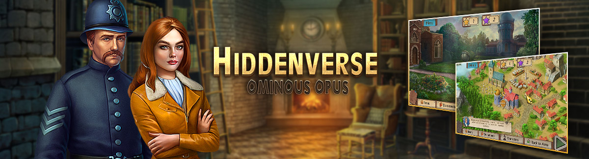 Hiddenverse - Ominous Opus