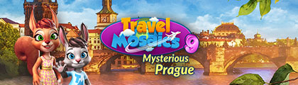 Travel Mosaics 9 - Mysterious Prague screenshot