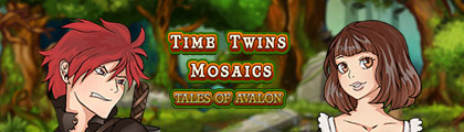 Time Twins Mosaics - Tales of Avalon screenshot