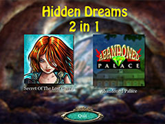 Hidden Dreams 2 in 1 thumb 1