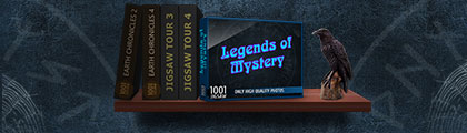 1001 Jigsaw - Legends of Mystery screenshot