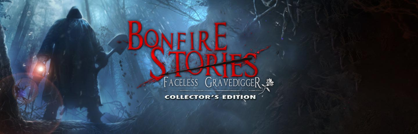 Bonfire Stories: Faceless Gravedigger Collector's Edition