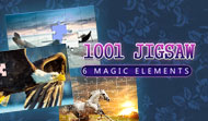 1001 Jigsaw Six Magic Elements