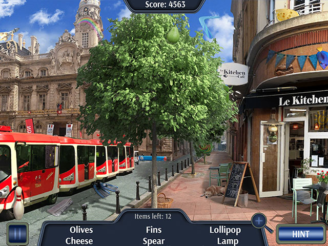 Travel To France large screenshot