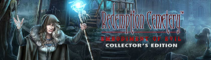 Redemption Cemetery: Embodiment of Evil Collector's Edition screenshot