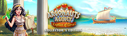 Argonauts Agency 5 - Captive Of Circe Collector's Edition screenshot