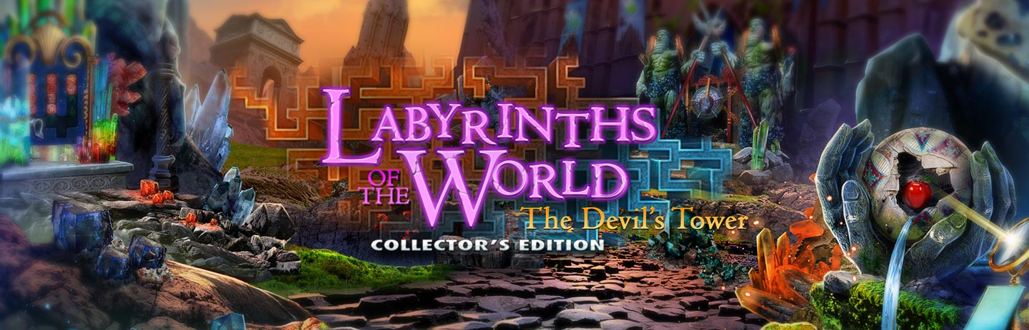 Labyrinths of the World: The Devil's Tower Collector's Edition