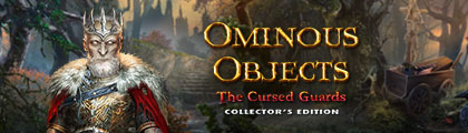 Ominous Objects: The Cursed Guards Collector's Edition screenshot