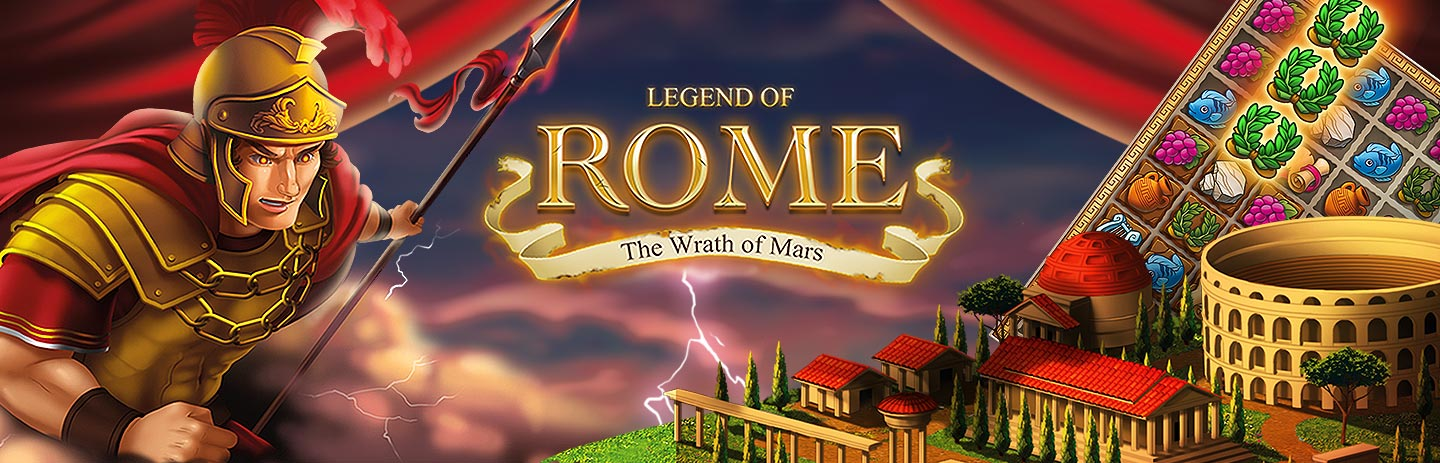 Legend of Rome - The Wrath of Mars