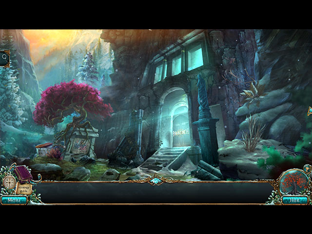 Endless Fables: Frozen Path Collector's Edition large screenshot