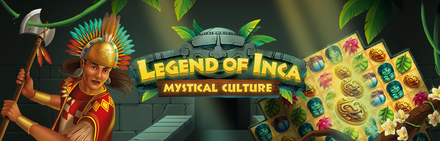 Legend of Inca - Mystical Culture