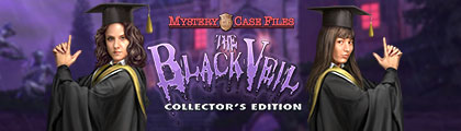 Mystery Case Files: The Black Veil Collector's Edition screenshot