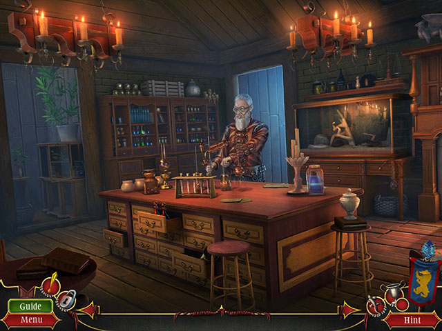 Myths of the World: The Black Sun Collector's Edition large screenshot