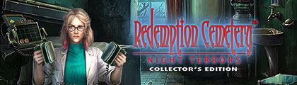 Redemption Cemetery: Night Terrors Collector's Edition screenshot